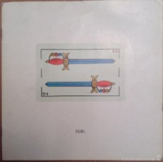 Arte: JOAN BROSSA POESIA VISUAL I POEMES OBJECTE GALERIA JOAN PRATS 1982 1983. Lote 60670647