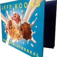 Arte: JEFF KOONS: ´EASYFUN-ETHEREAL´. (CATÁLOGO GUGGENHEIM MUSEUM PUBLICATIONS. . Lote 60967435