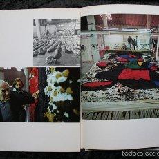 Arte: JOSEP ROYO - TAPISSOS - MIRO - CON FOTOGRAFIAS. Lote 61009019