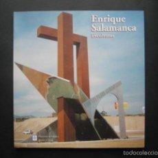 Arte: ENRIQUE SALAMANCA, ESCULTURAS - 1995 - MUSEO JUAN BARJOLA. Lote 61209211