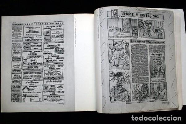Arte: POLEMICA - Catálogo de la exposición celebrada en Madrid junio, julio de 1976 - Biosca - Vandrés ... - Foto 3 - 61798872