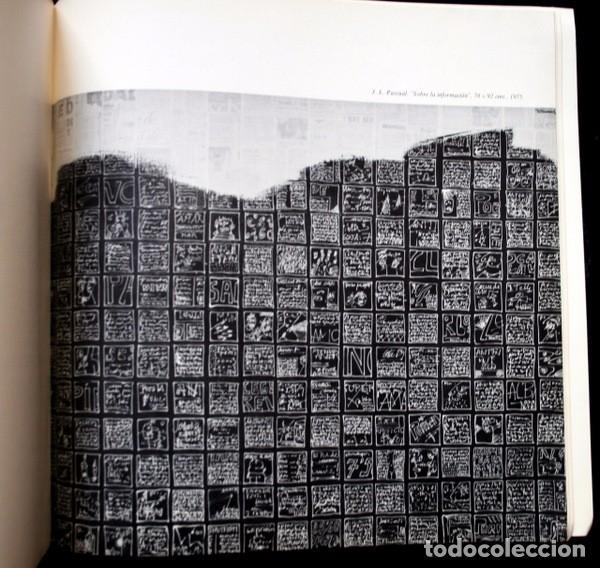 Arte: POLEMICA - Catálogo de la exposición celebrada en Madrid junio, julio de 1976 - Biosca - Vandrés ... - Foto 5 - 61798872