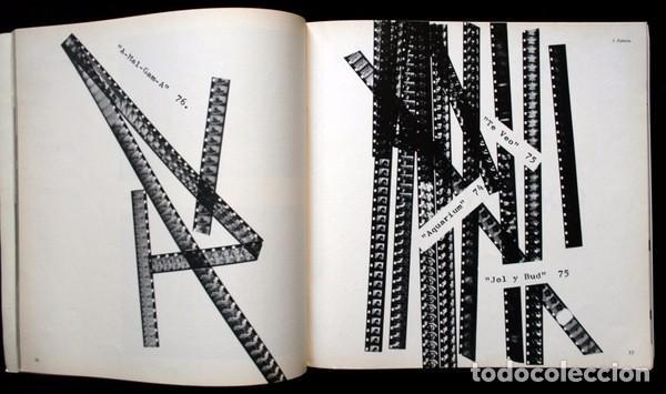 Arte: POLEMICA - Catálogo de la exposición celebrada en Madrid junio, julio de 1976 - Biosca - Vandrés ... - Foto 6 - 61798872