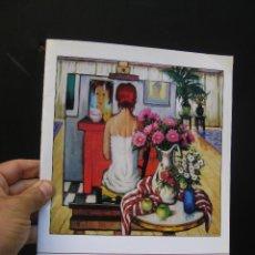 Arte: CATALOGO ARTE PINTOR CASAUS. Lote 62666448