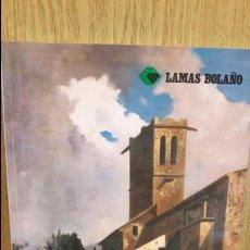 Arte: LAMAS BOLAÑO. SUBASTA DE NAVIDAD 2010. JOYAS, RELOJES, OBJETOS MUEBLES Y PINTURA / COMO NUEVO.. Lote 62955992