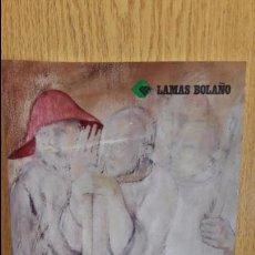 Arte: LAMAS BOLAÑO. SUBASTA DE FEBRERO 2011. JOYAS, RELOJES, OBJETOS MUEBLES Y PINTURA / COMO NUEVO.. Lote 62957400