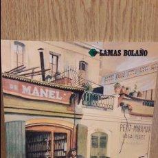 Arte: LAMAS BOLAÑO. SUBASTA DE JULIO 2009. JOYAS, RELOJES, OBJETOS MUEBLES Y PINTURA / COMO NUEVO.. Lote 62957864