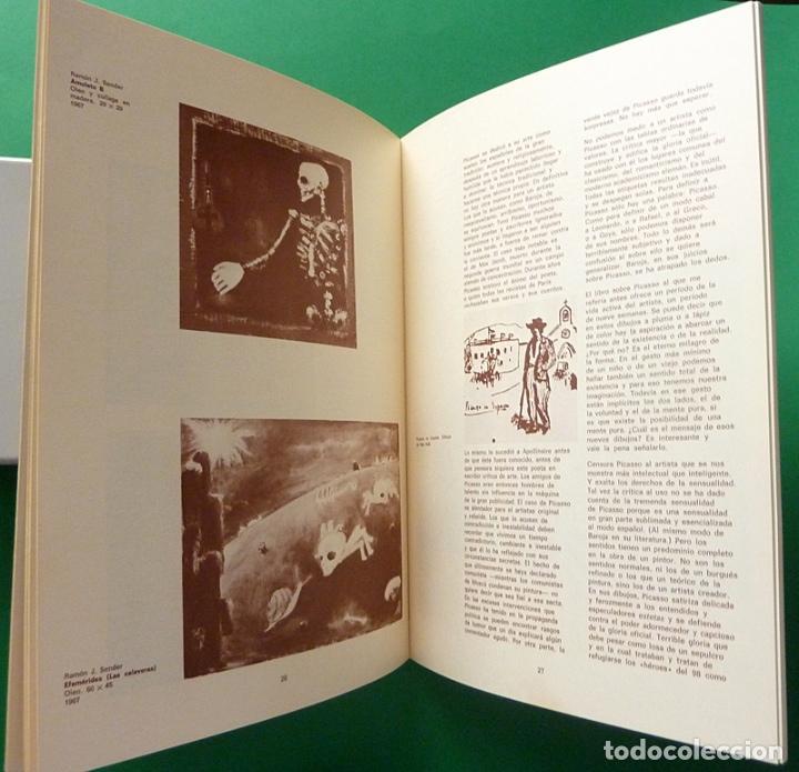 Arte: RAMÓN J. SENDER: OBRA PICTÓRICA - GALERÍA MULTITUD - 1975 - NUEVO - Foto 5 - 63382544