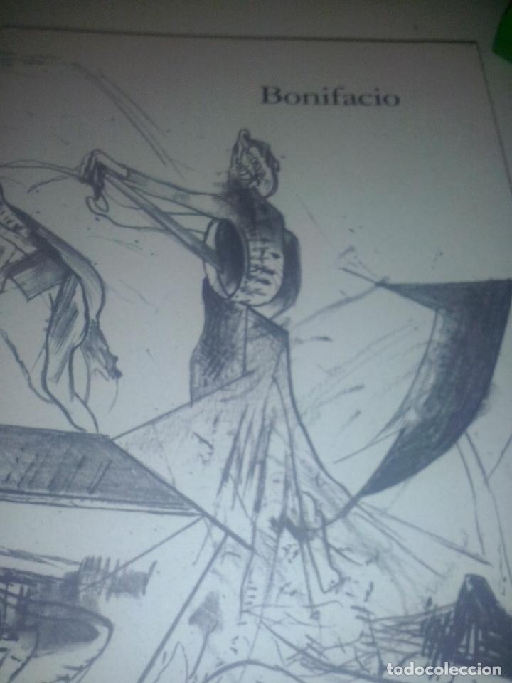 BONIFACIO / GALERÍA ANTONIO MACHÓN / OBRA NUEVA (Arte - Catálogos)