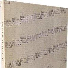 Arte: CARLOS SAÉNZ DE TEJADA. EXPOSICIÓN ANTOLÓGICA EN G. MULTITUD. 1977. (CATÁLOGO). Lote 64815387