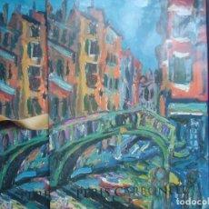 Arte: PERIS CARBONELL . ESPAÑOL, ENGLISH, DEUTSCH, ITALIANO, FRANÇAIS.. Lote 66007054