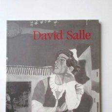 Arte: DAVID SALLE, CATÁLOGO EXPOSICIÓN GALERÍA SOLEDAD LORENZO, 1992. Lote 67181945
