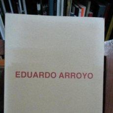 Arte: EDUARDO ARROYO. Lote 67204977