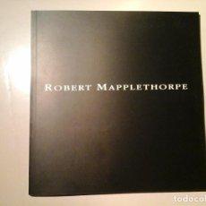 Arte: ROBERT MAPPLETHORPE. GALERÍA WEBER, ALEXANDER Y COBO 1991. JORGE RIBALTA. ANDY WARHOL. FOTOGRAFÍA.. Lote 68184705