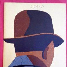 Arte: EDUARDO ARROYO - GALERIA MAEGHT - 1977. Lote 68780565