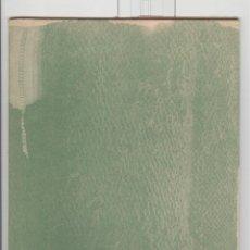 Arte: GRAU GARRIGA. TAPISSOS. MUSEU TEXTIL TERRASSA 1973. Lote 71153589