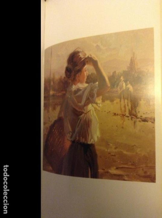 Arte: Libro del pintor Juan González Alacreu. Perfecto estado. - Foto 3 - 71684667