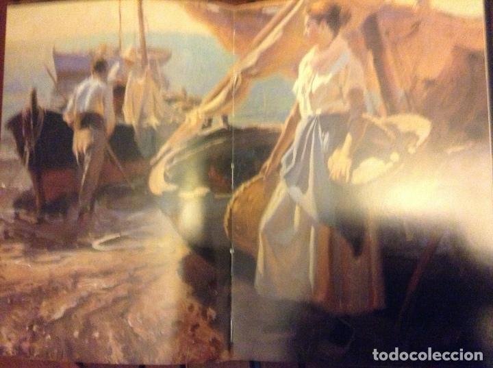 Arte: Libro del pintor Juan González Alacreu. Perfecto estado. - Foto 4 - 71684667