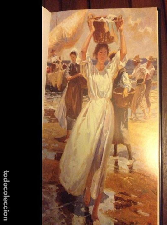 Arte: Libro del pintor Juan González Alacreu. Perfecto estado. - Foto 5 - 71684667