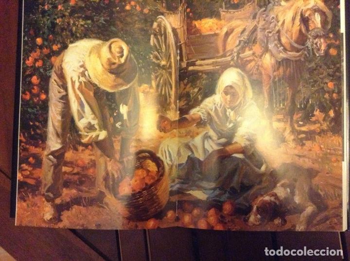 Arte: Libro del pintor Juan González Alacreu. Perfecto estado. - Foto 7 - 71684667