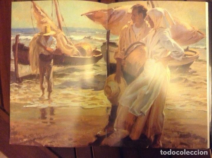 Arte: Libro del pintor Juan González Alacreu. Perfecto estado. - Foto 9 - 71684667