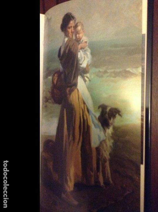 Arte: Libro del pintor Juan González Alacreu. Perfecto estado. - Foto 10 - 71684667