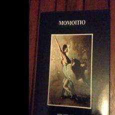 Arte: LIBRO DEL PINTOR JULIÁN MOMOITIO LARRINAGA (MOMOITIO). PERFECTO ESTADO.. Lote 71685431