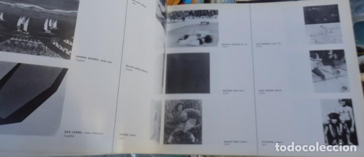 Arte: V BIENAL INTERNACIONAL DEL DEPORTE EN LAS BELLAS ARTES. BARCELONA OCTUBRE 1975 - Foto 2 - 72457151