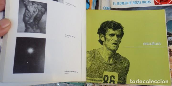 Arte: V BIENAL INTERNACIONAL DEL DEPORTE EN LAS BELLAS ARTES. BARCELONA OCTUBRE 1975 - Foto 3 - 72457151