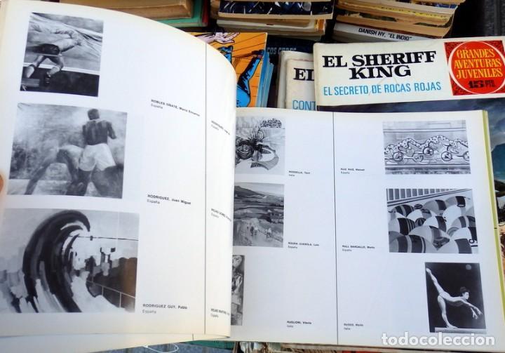 Arte: V BIENAL INTERNACIONAL DEL DEPORTE EN LAS BELLAS ARTES. BARCELONA OCTUBRE 1975 - Foto 4 - 72457151