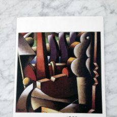 Arte: JORDI AMAGAT - TRÍPTICO - EXPOSICIÓN SALA DALMAU (BARCELONA - 2005). Lote 72926835