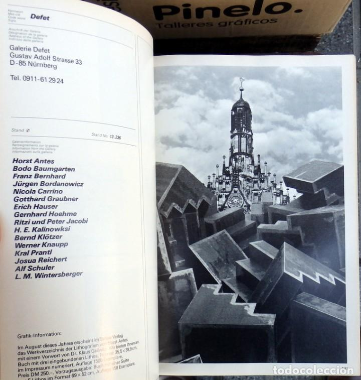Arte: ART 7`76 BASEL, DIE ITERNATIONALE KUNTSTMESSE, 640 PAGINAS - Foto 5 - 73946523