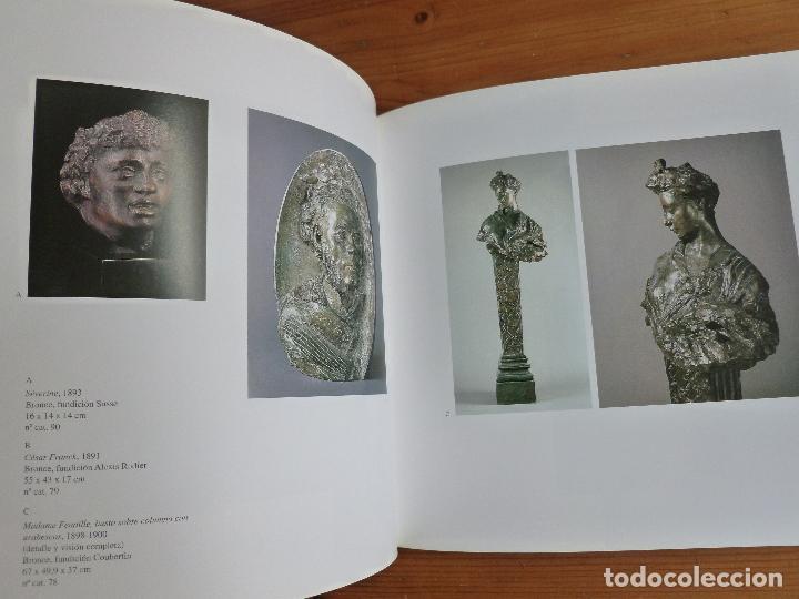 Arte: AUGUSTE RODIN. ITINERANTE CAIXA. 2000 167pp - Foto 2 - 74704139