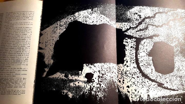 RIUTORT - Nº 8 -10 - 1958 - MACULADURA THARRATS - SERIGRAFIA DE MIRÓ (Arte - Catálogos)