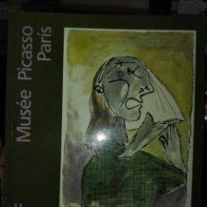 Arte: MUSEE PICASSO PARIS II. MUSEO PICASSO BARCELONA. 2 CATÁLOGOS.. Lote 74844751