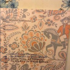 Arte: THE FOLK ART OF THE WALLACH BROTHERS. Lote 74995855