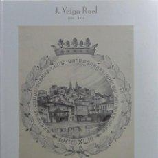 Arte: DIBUJOS - CALIGRAFÍAS. JOSÉ VEIGA ROEL 1894-1976. Lote 75069847