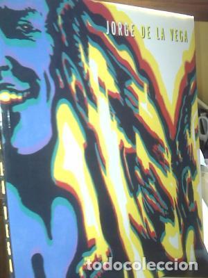 JORGE DE LA VEGA. OBRA NUEVA (Arte - Catálogos)