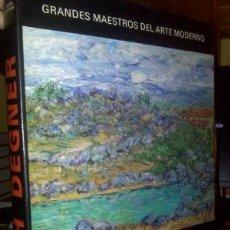 Arte: GRANDES MAESTROS DEL ARTE MODERNO ERICH DEGNER. Lote 75173455