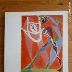 Arte: ANDRÉ MASSON EN ESPAÑA 1933-1943 PINTURAS / GOUACHES / ACUARELAS / PASTELES / DIBUJOS. TROCHE, MICH. Lote 75761215