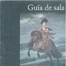 Arte: VELÁZQUEZ GUÍA DE SALA FRANCISCO CALVO SERRALLER ALIANZA EDITORIAL. Lote 76063499