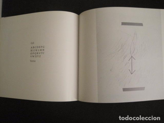 Arte: POEMS FROM CATALAN BROSSA- TAPIES - GALERIA D´ART DAU AL SET - VER FOTOS -(V-9043) - Foto 14 - 76169339