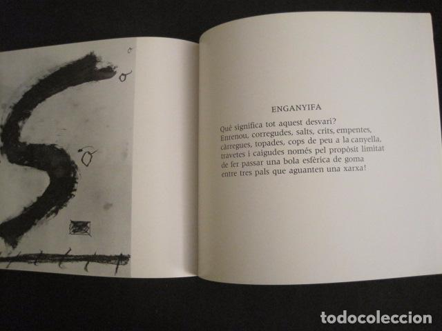 Arte: POEMS FROM CATALAN BROSSA- TAPIES - GALERIA D´ART DAU AL SET - VER FOTOS -(V-9043) - Foto 15 - 76169339