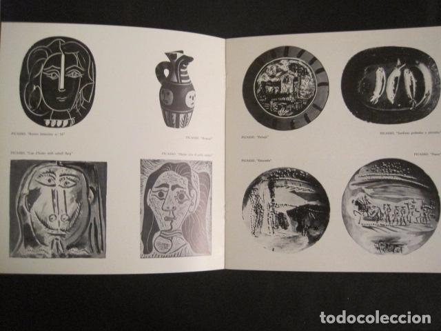 Arte: HOMENATGE A PICASSO - GALERIA D´ART DAU AL SET - VER FOTOS -(V-9044) - Foto 2 - 76169631