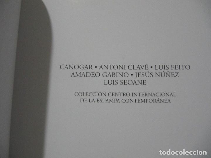 Arte: CANOGAR, CLAVE, FEITO, AMADEO GABINO, JESUS NUÑEZ, LUIS SEOANE - Foto 5 - 76561587