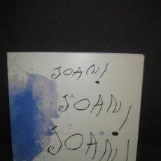 Arte: RECORD DE JOAN PRATS. FUNDACIO JOAN MIRO 20 DESEMBRE 1995 - 3 MARÇ 1996.. Lote 76600359