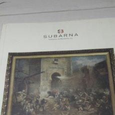 Arte: SUBARNA - SUBASTA GENERAL DE ABRIL DE 2008. Lote 76669345