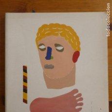 Arte: XIII BIENAL INTERNACIONAL DEL DEPORTE EN LAS BELLAS ARTES.CSD. EDUARDO ARROYO 1999 126PP. Lote 79810289