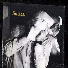 Arte: ANTONIO SAURA - OBRA RECENT - GALERÍA MAEGHT - 1984. Lote 79813269