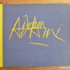 Arte: ADAMI - IVAM CENTRE JULIO GONZÁLEZ 1990 151 PP. Lote 80137809